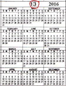 Cara Membuat Kalender Sendiri Hingga Ribuan Tahun Syaiflash Com