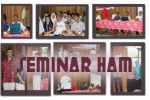 Seminar Ham