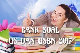 bank soal us dan usbn